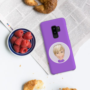 samsung s9 plus personalised case